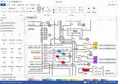 software for wiring diagrams wiring diagram software draw wiring diagrams with built in symbols