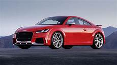 2018 Audi Tt Rs Finally Arrives In U S With 64 900 Price Tag