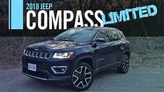jeep compass test 2018 jeep compass limited review test drive