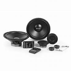 professional complete car stereo speakers set by auna