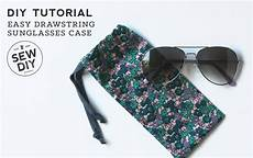 Diy Tutorial Easy Drawstring Sunglasses
