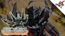 supreme commander 3 supreme commander forged alliance mission 3 operation