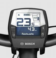 bosch intuvia e bike display tacho bordcomputer