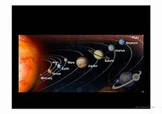 solar system english esl powerpoints