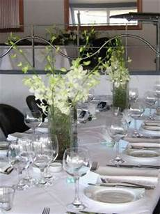 rectangle table centerpieces up