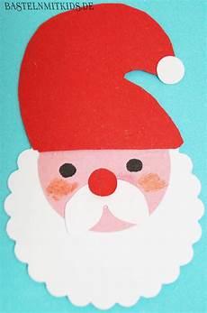 die besten 25 bastelvorlagen weihnachten weihnachtsmann