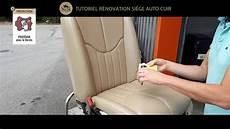renovation siege auto l entretien du cuir