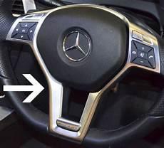 mercedes amg steering wheel insert w204 c class w212 w207
