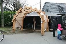 der k 214 nigsbogen carport unterstand holz pavillon bausatz