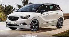 Opel Crossover 2017 - an opel crossland opc would pretty much look like this