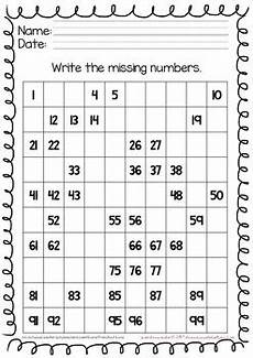 counting numbers 1 100 worksheet 8063 numbers 1 to 100 activity sheets for kindergarten by preschool