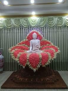 by may buddhists wedding stage decorations wedding decorations diy diwali