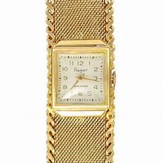 montre femme en or montre femme or flamor vintage bijoux anciens