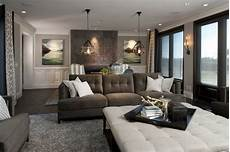 Ideas For Kitchen And Family Room by Htons Inspired Luxury Family Room Before And After