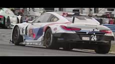 Bmw M8 Le Mans - 24h of le mans 2018 bmw m8 gte documentary trailer