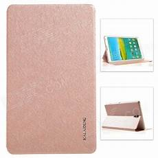 kalaideng protective pu case cover w stand for samsung galaxy tab s 8 4 t700 gold
