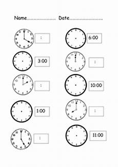 digital and analogue clocks by hadassaboyar uk teaching resources tes