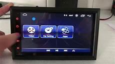universal 2 din android 8 1 carpar au810 stereo