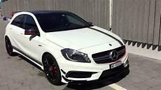 Vlog Mercedes A45 Amg Edition1 Fuel Consumption And Car