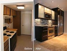 Small Kitchen Before And After Photos before after small kitchen remodels modern kitchens