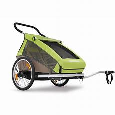 croozer kid for 2 bicycle trailer mint bike trailers
