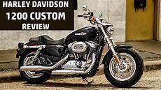 Harley Davidson 1200 Custom Review Test Drive