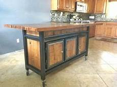 Stylish Freestanding Kitchen Islands Carts In 2020 Custom Kitchen Islands Rustic Dining Tables In 2020