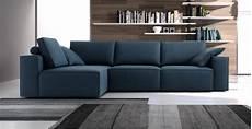 divani shop divano con penisola angolare sedute estraibili e cuciture