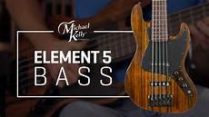 Custom Collection Element 5 Michael Electric Bass