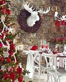 weihnachtstisch festlich dekorieren 23 decorations that are never