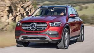 2020 Mercedes Benz GLE Class First Drive Review The Next