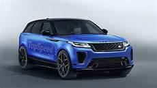 2019 Land Rover Range Rover Velar Svr Range Rover Range