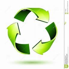clipart frecce ricicli le frecce ricicli il simbolo illustrazione