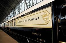 luxury travel the orient express ride
