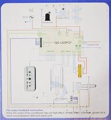 como conectar el motor evaporador en una tarjeta universal d yoreparo