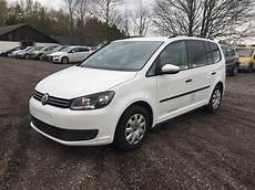 Vw Touran 1 6 Tdi Automatik 2012 God