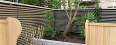 Sicht Und Schallschutz Im Garten - einfacher sichtschutz verblendung www sichtschutz