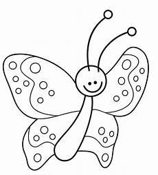 Malvorlage Schmetterling Einfach Schmetterling Ausmalbild 06 Ausmalbilder Schmetterling