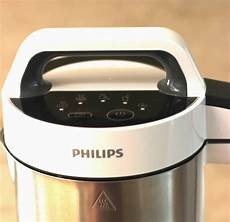 review of the philips soup maker giveaway recipe for