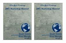 free service manuals online 2002 mercury grand marquis spare parts catalogs 2001 ford crown victoria mercury grand marquis shop service repair manual oem ebay