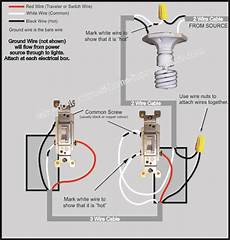 3 Way 4 Switch Wiring Diagram Ask The by Install 3way Zwave Switch Ge 45614