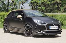 Essai Ds Ds3 Thp 208 Performance Black Special Auto