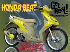 Modifikasi Beat 2009 by Modifikasi Motor Beat 2009 Modifikasi Motor