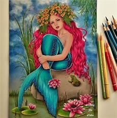 Malvorlagen Meerjungfrau Instagram Pin Auf Solveig Fille D Odin Page Et Instagram