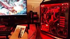 ultimate gaming build x99 ddr4 gtx 980 sli