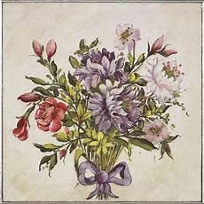 fiori liberty il dell affresco voglia di primavera le nuove