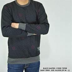 jual sweater switer kaos panjang cowok pria terjual