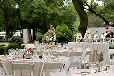 how to decorate outdoor wedding original ideas for