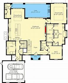 lanai house plans plan 42849mj contemporary florida style house plan with