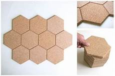 How To Make A Cork Tile Pinboard
